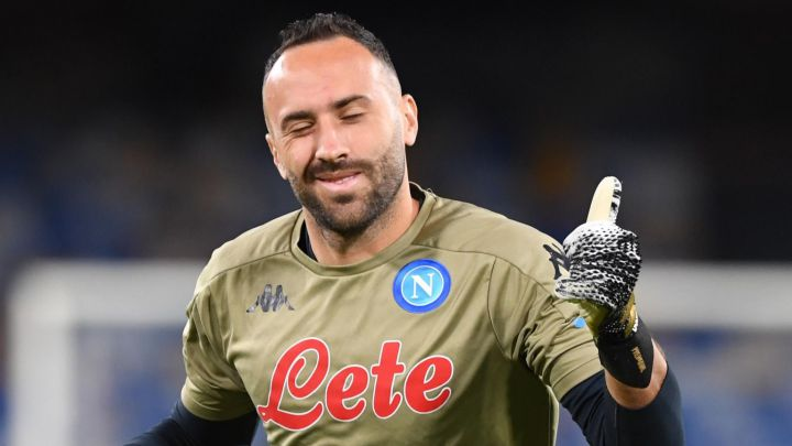 David Ospina tendría dos ofertas para salir del Napoli