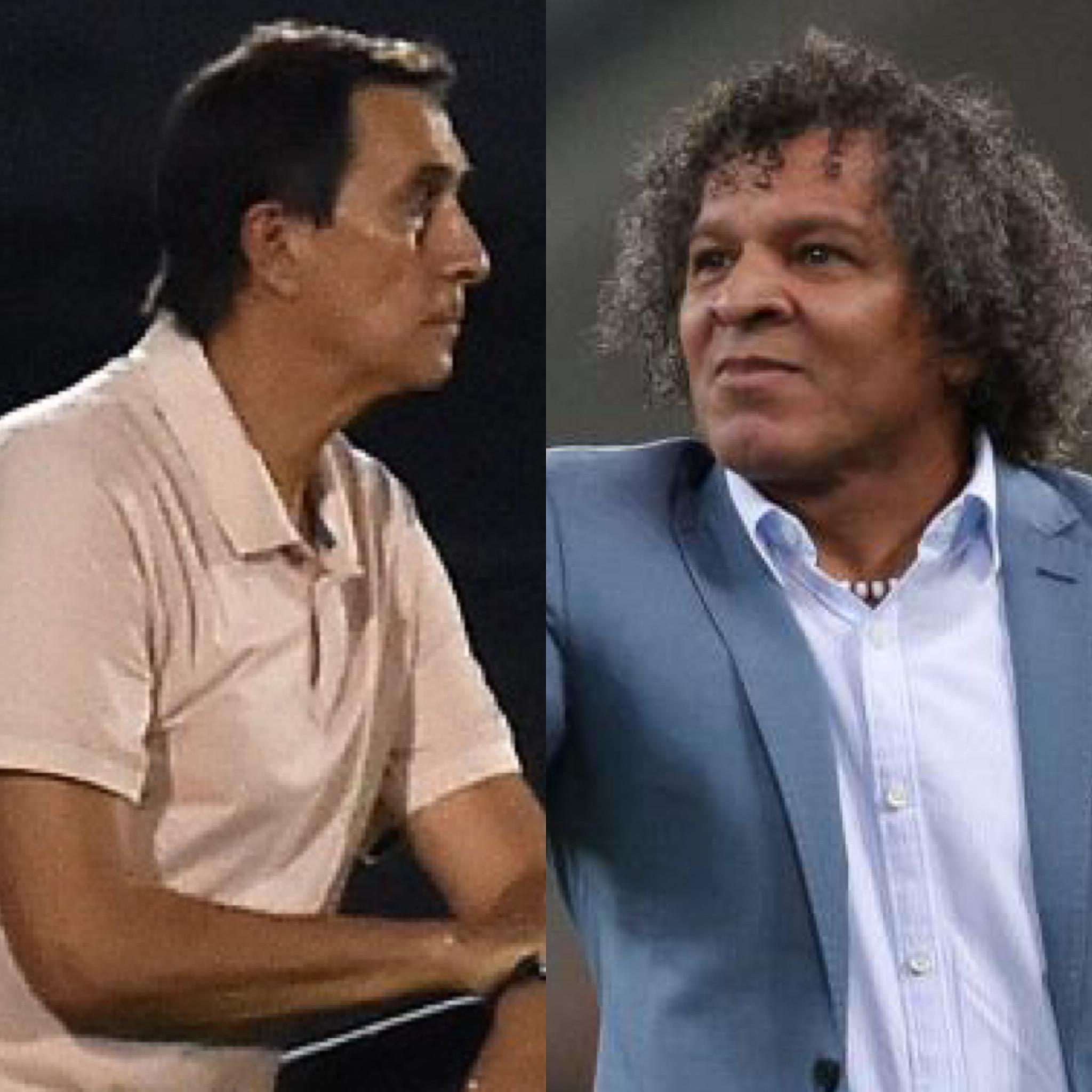 """Alexandre Guimarães: """"El profe Gamero tiene menos dudas que yo"""""""