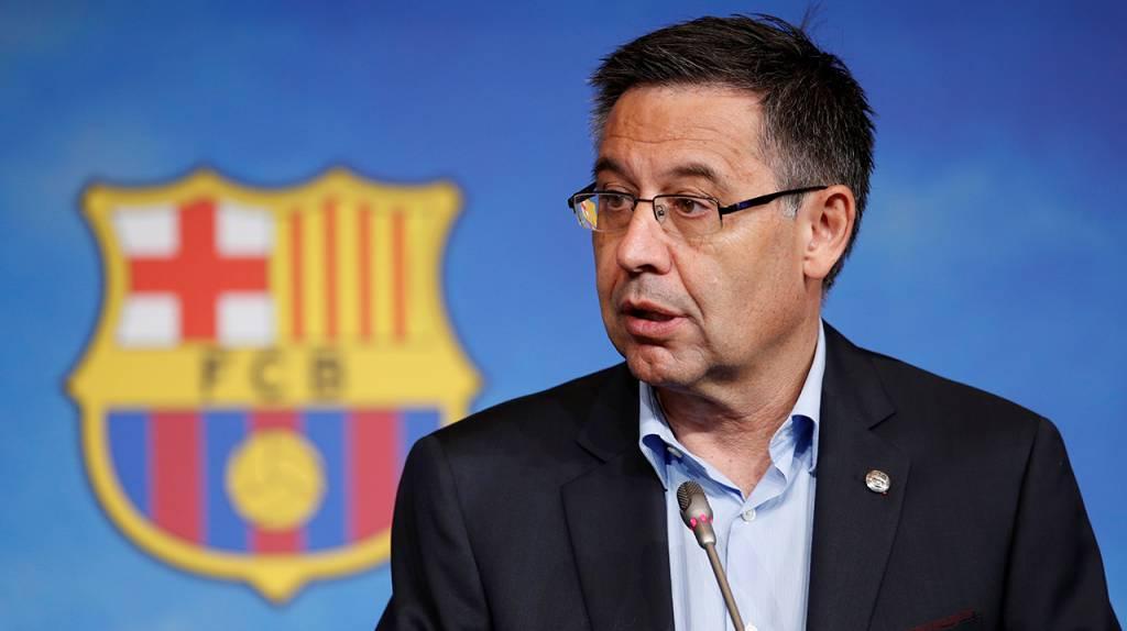 Detenido el expresidente del Barcelona, Josep María Bartomeu, por caso 'Barçagate'