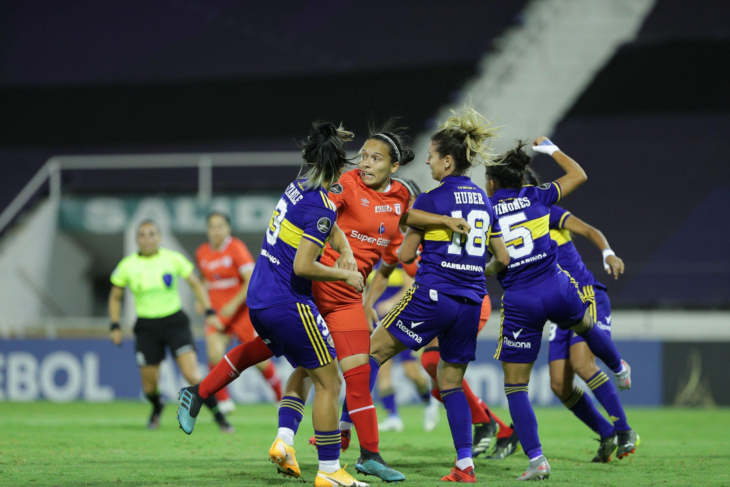 ¡América de Cali está en la semifinal de la Copa Libertadores Femenina!