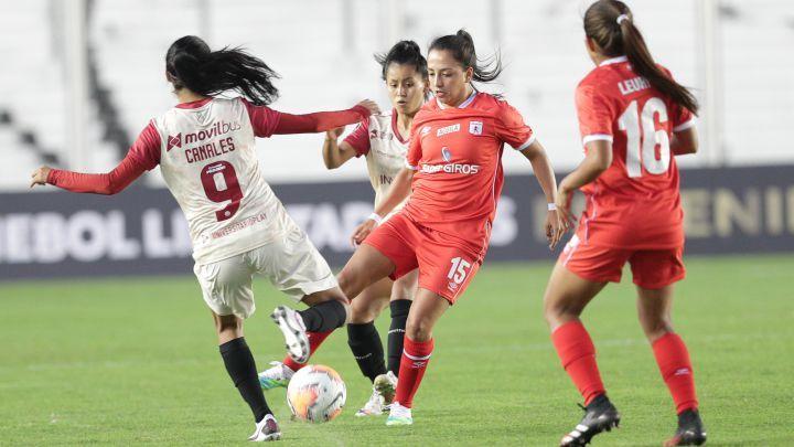 Las Escarlatas jugarán su segundo partido en Copa Libertadores Femenina