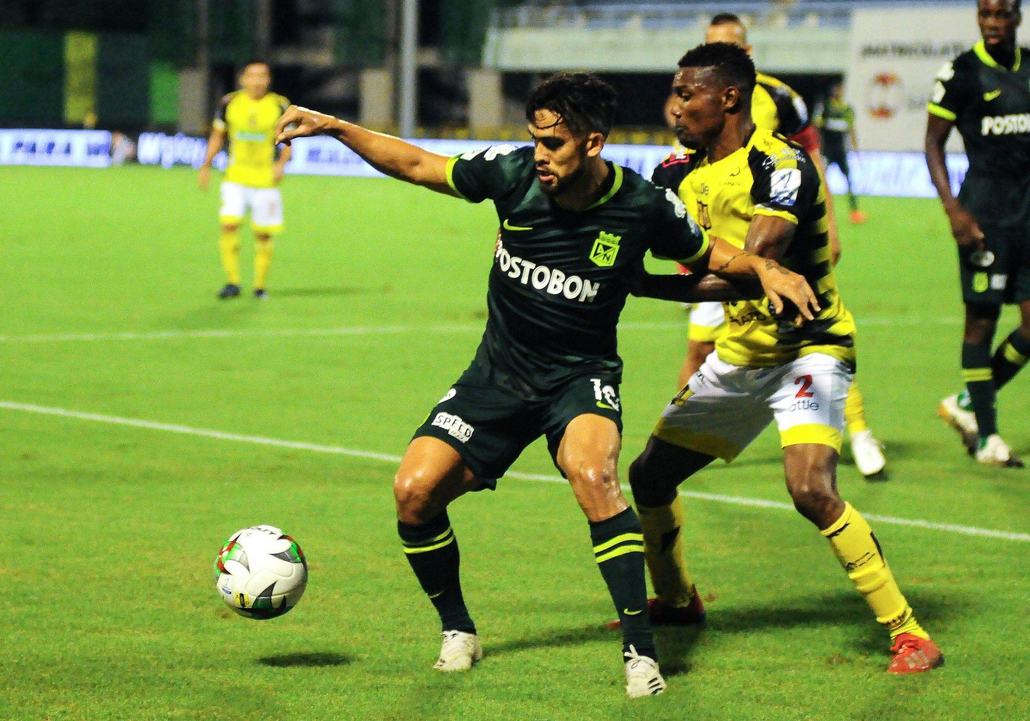 Otra baja para Nacional en Copa Libertadores: sin El Rifle en Paraguay
