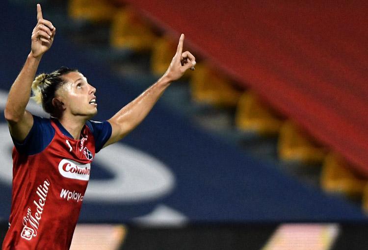 Agustín Vuletich, DIM, Deportivo Independiente Medellín, La Equidad Seguros, Liga BetPlay 2021-I, Deportivo Independiente Medellín 1-1 La Equidad Seguros