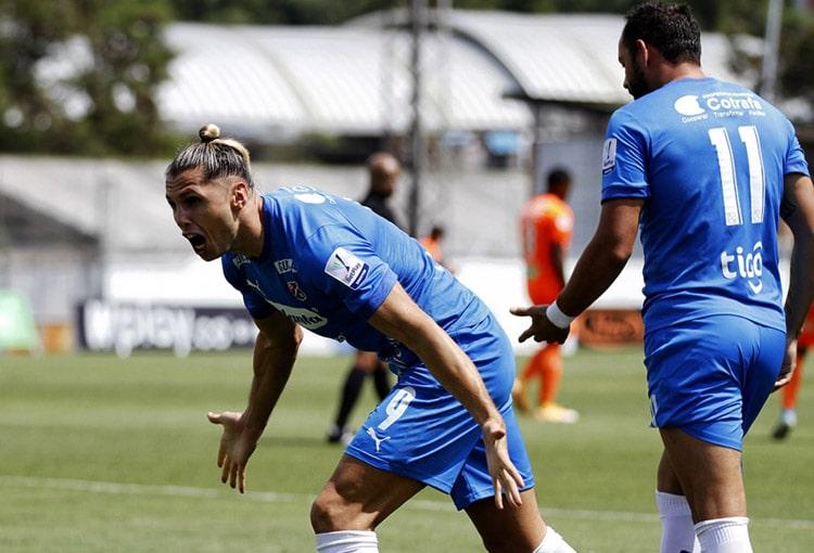 Agustín Vuletich, DIM, Deportivo Independiente Medellín, Liga BetPlay 2021-I, Envigado FC 1-1 DIM