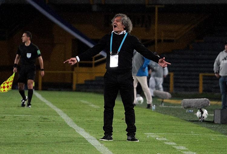 Alberto Gamero, Millonarios FC, Jaguares de Córdoba, Liga BetPlay 2021-I