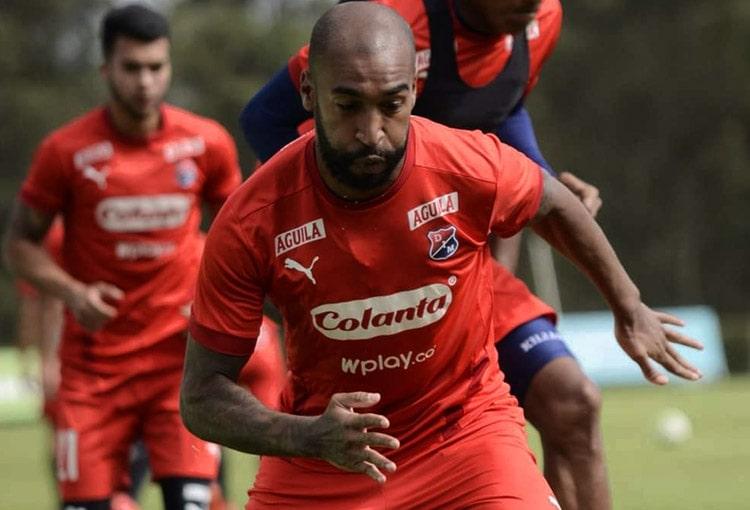 Alexis Rolín, DIM, Deportivo Independiente Medellín, Liga BetPlay 2021-I, La Equidad Seguros