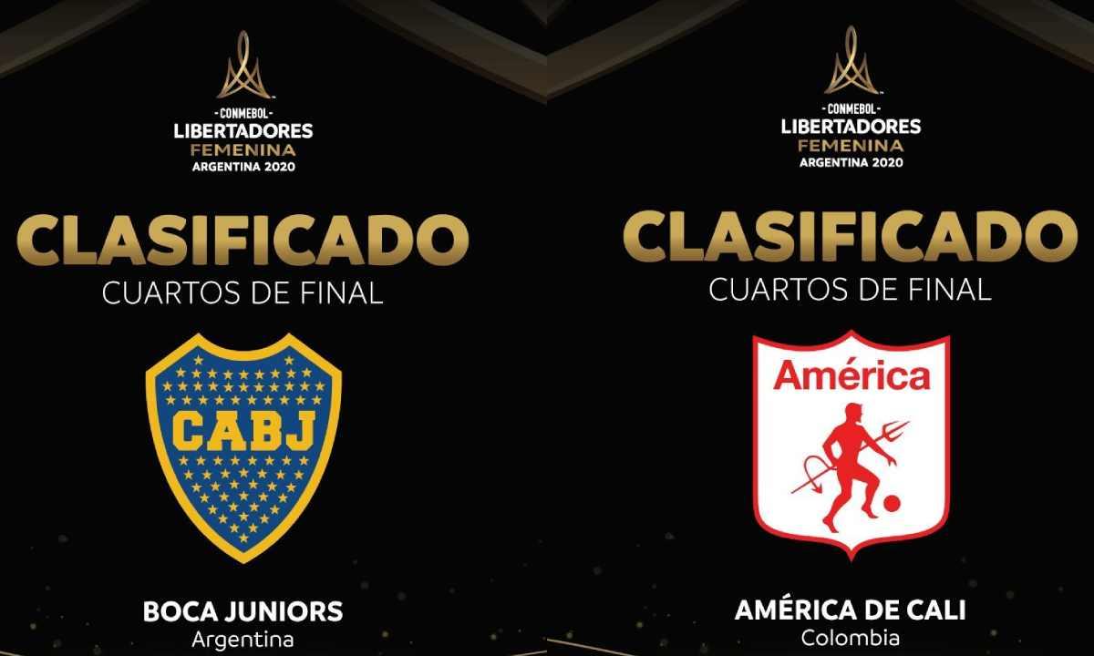 América de Cali enfrentará a Boca Juniors en la Copa Libertadores