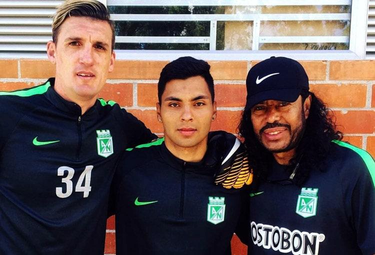 Atlético Nacional, Junior FC, René Higuita, Andrés Higuita, Liga BetPlay 2021-I