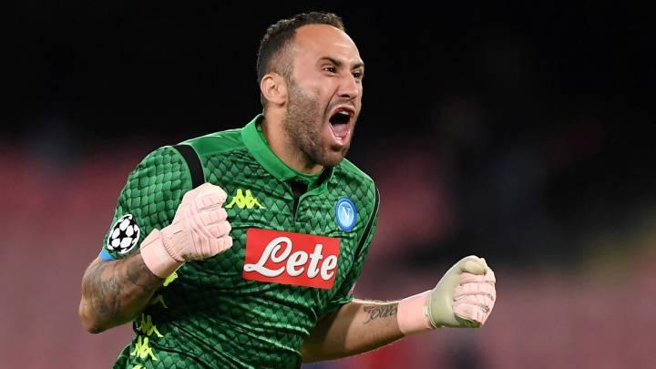 Buenas noticias para David Ospina en el Napoli