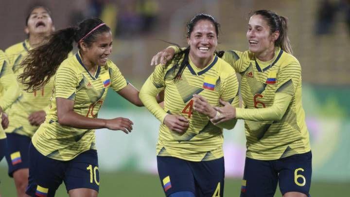 Malas noticias para la Selección Colombia Femenina: cancelados los partidos preparatorios