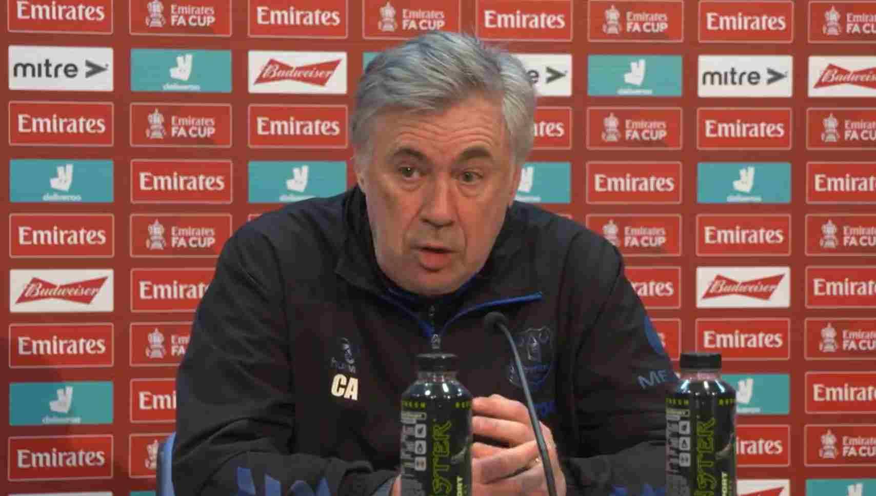 Carlo Ancelotti confirma cuándo regresa James Rodríguez