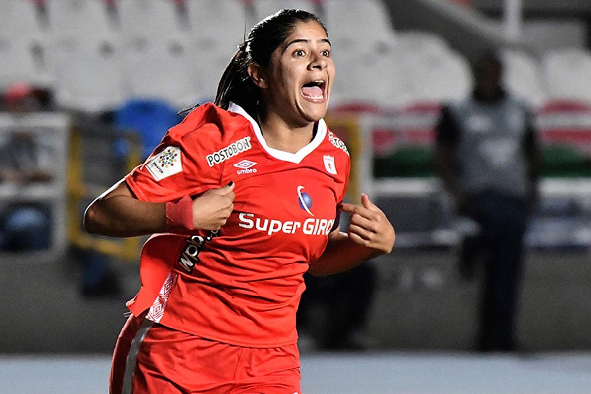 El récord que podría romper Catalina Usme en la Copa Libertadores Femenina