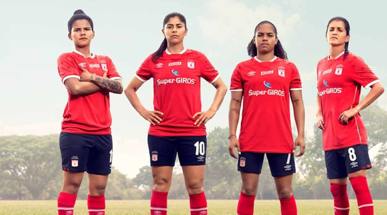 Cerveza Aguila anuncia 3 grandes compromisos para visibilizar el fútbol femenino en Colombia