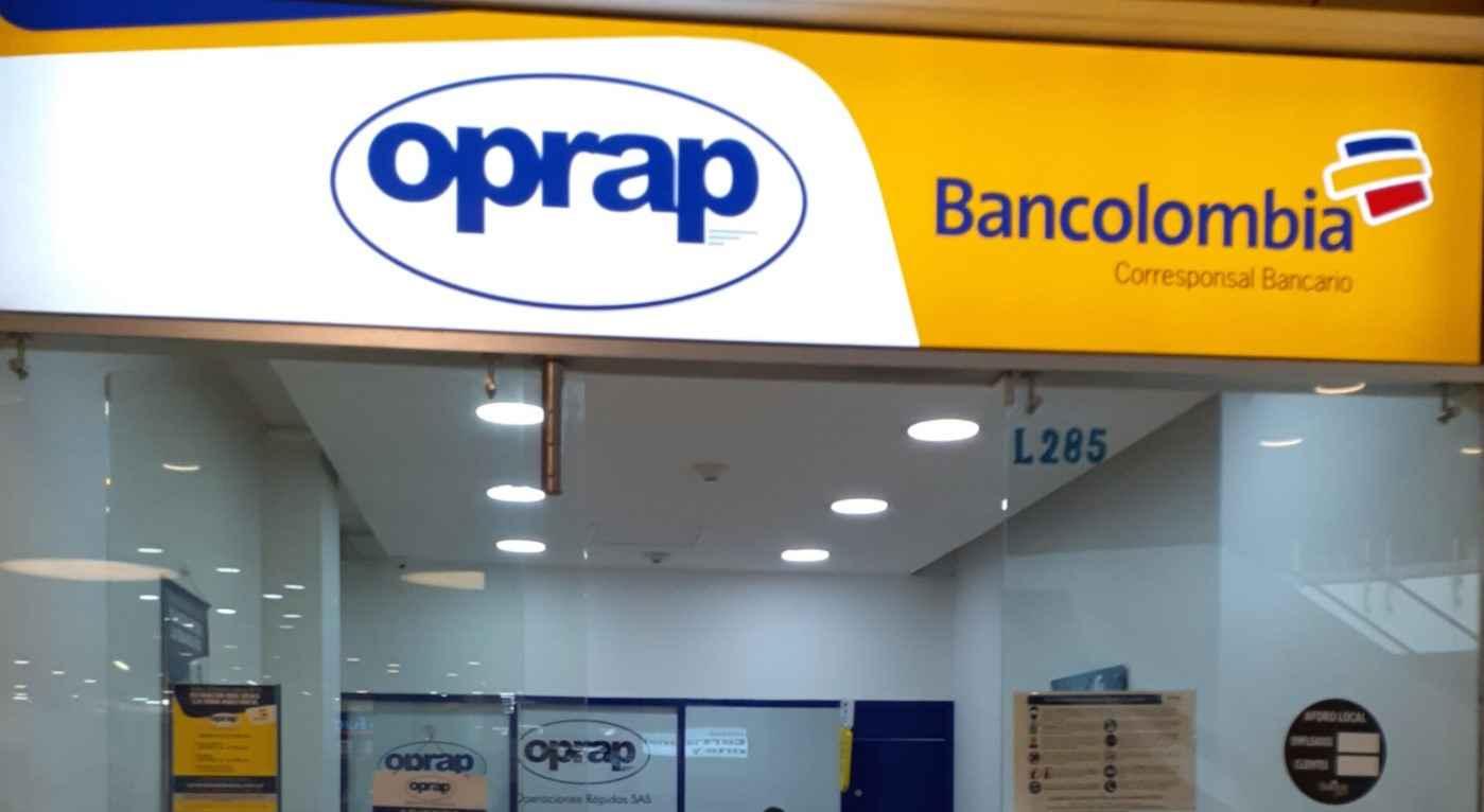 ¿Cómo encontrar el corresponsal bancario Bancolombia más cercano?