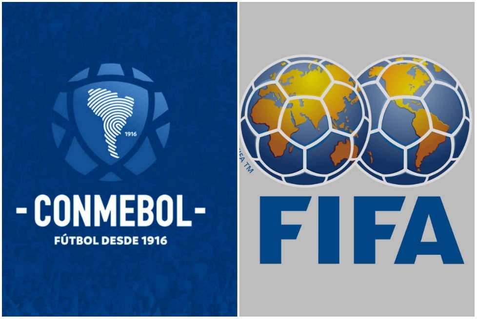 Comunicación oficial de Conmebol sobre reunión con la FIFA por las eliminatorias