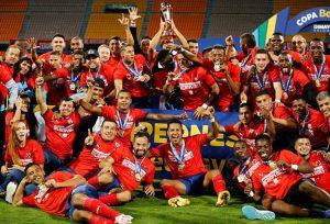 Copa BetPlay 2021, DIM, Deportivo Independiente Medellín