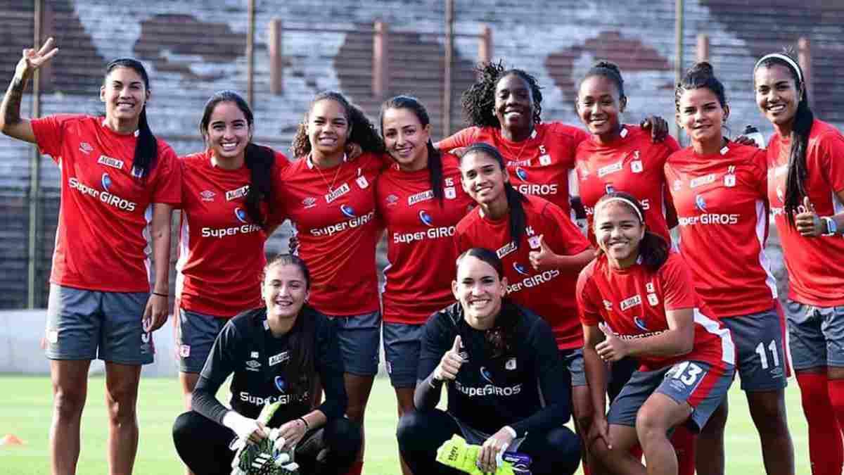 Copa Libertadores Femenina: ¡Tres jugadoras del América dentro del once ideal!