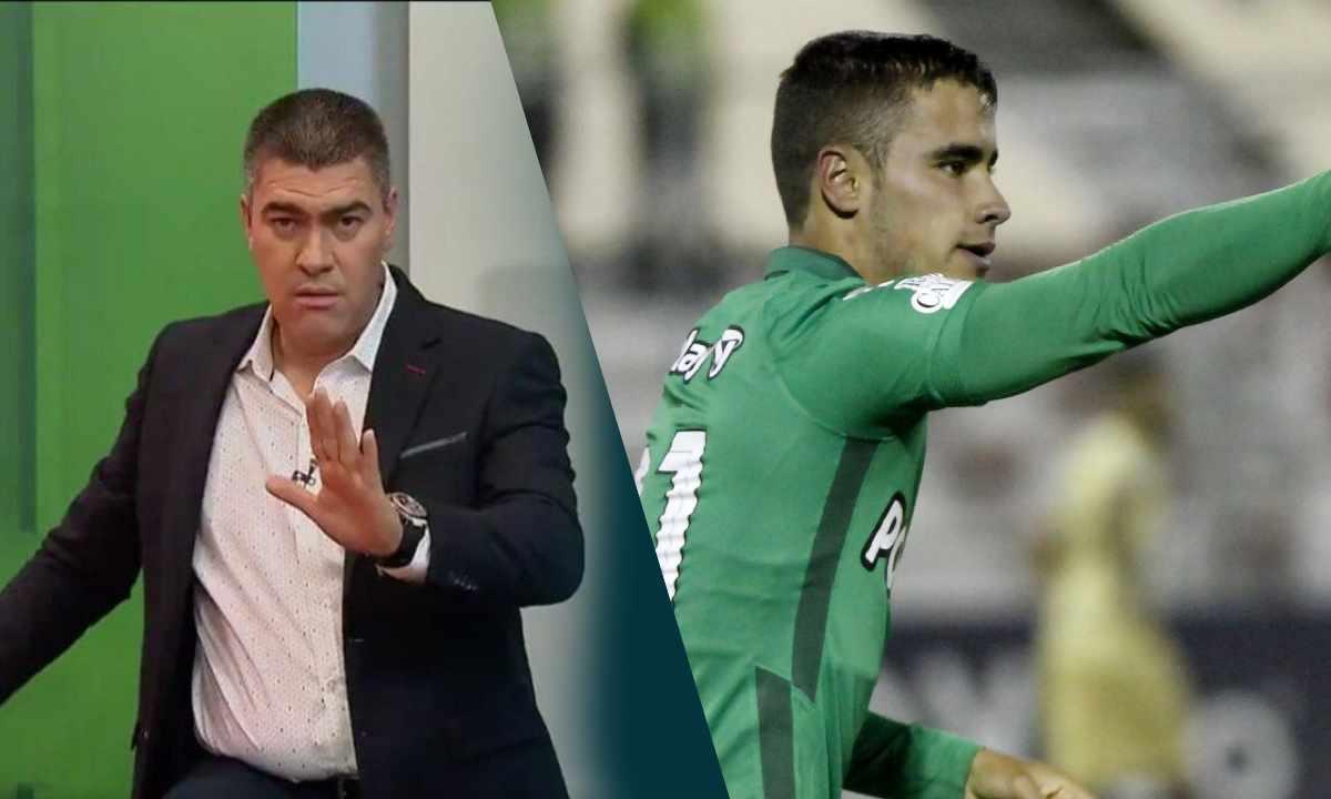 Críticas a Eduardo Luis por la narración en el primer gol de Tomás Ángel
