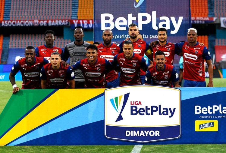 DIM, Deportivo Independiente Medellín, La Equidad Seguros, Liga BetPlay 2021-I, Deportivo Independiente Medellín 1-1 La Equidad Seguros