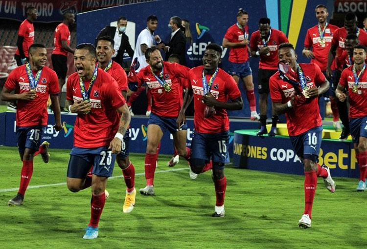DIM, Deportivo Independiente Medellín, Liga BetPlay 2021-I, playoffs