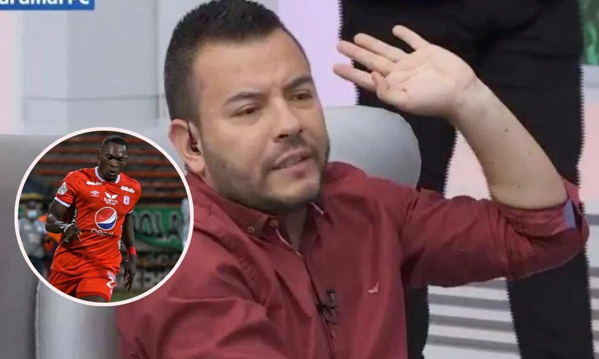 Daniel Pérez ¿En serio el bicampeón se refuerza con Díber Cambindo