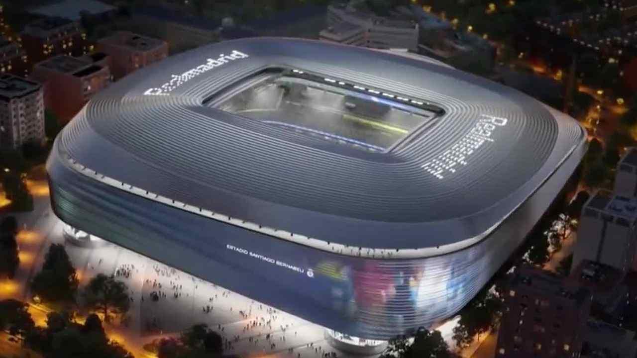 Habrá casino en el nuevo Santiago Bernabéu
