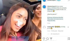 El video viral de Epa Colombia imitando a Paola Jara