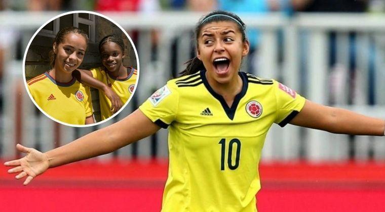 Yoreli Rincón y el indirectazo a la Federación tras nueva camiseta de la Selección Colombia
