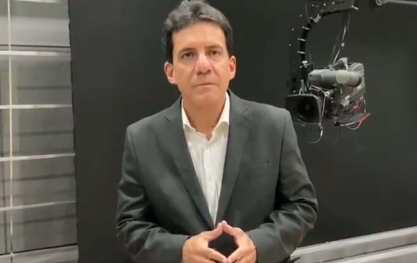 """""""Estoy bien"""". Carlos Orduz da parte de tranquilidad"""