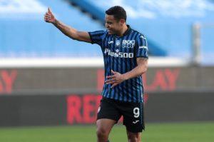 ¡Imparable! Otro gol de Luis Muriel con Atalanta, ahora ante el Crotone