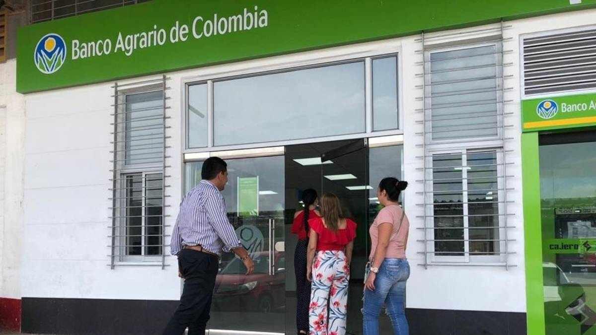 Familias en Acción: Municipios, aliados y puntos de pago en Banco Agrario