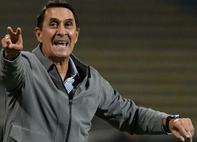¿Quedó conforme Guimarães con el empate de Nacional ante Águilas Doradas?