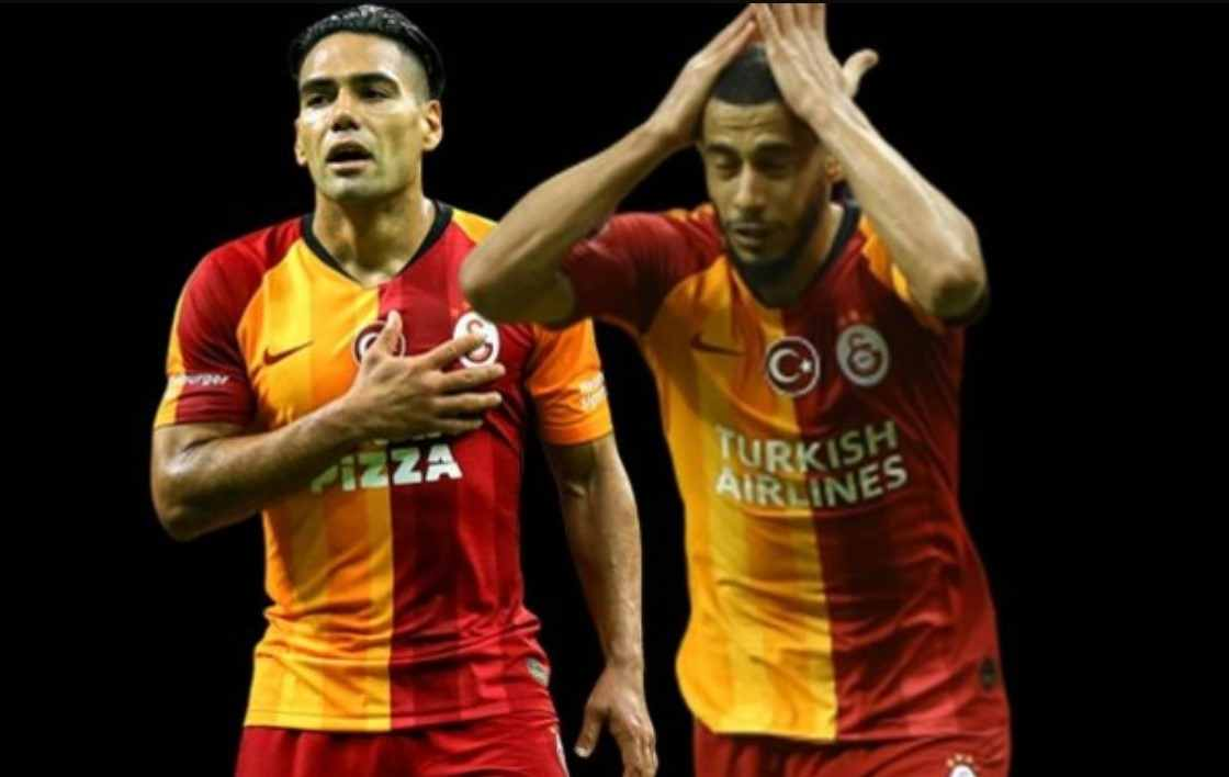 Galatasaray echó a un compañero de Falcao