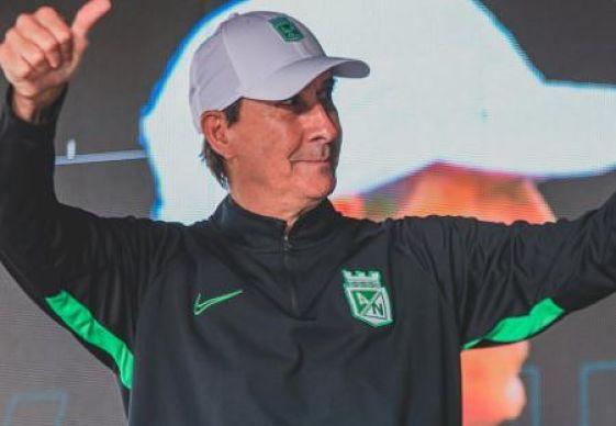 """Guimarães: """"Para mí es un honor estar al frente de un club inmenso como Atlético Nacional"""""""