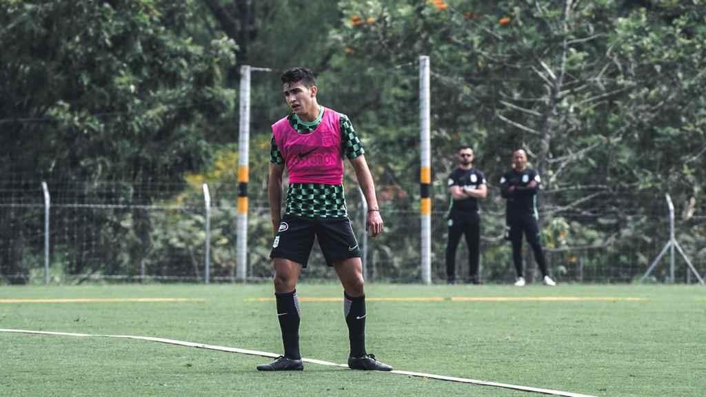 Hijo de Juan Carlos Osorio ya tiene equipo profesional en el futbol colombiano