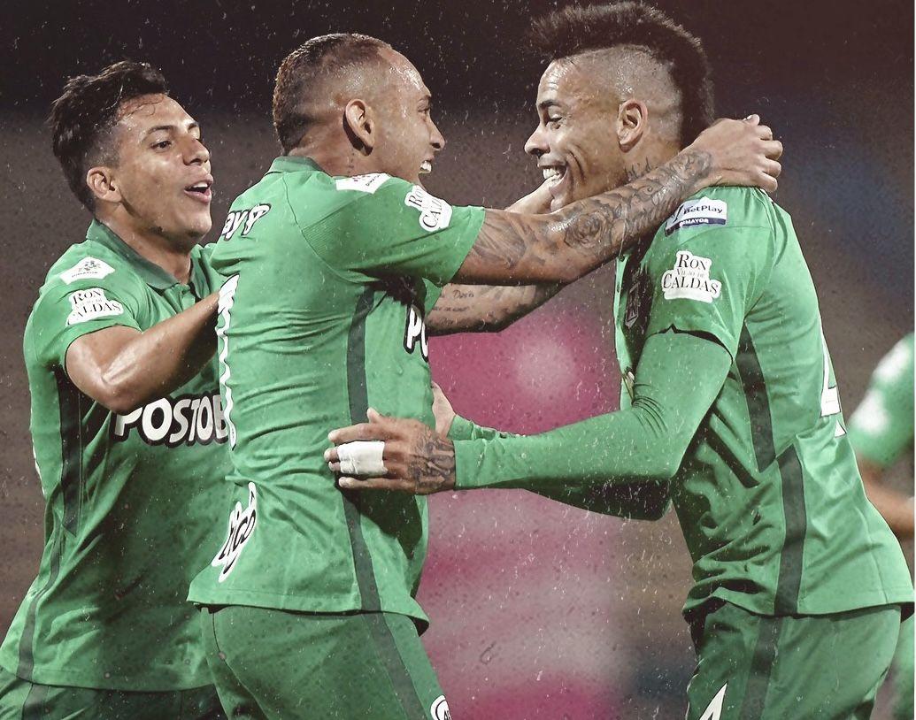 Los datos que dejó la goleada Atlético Nacional 5-0 Alianza Petrolera