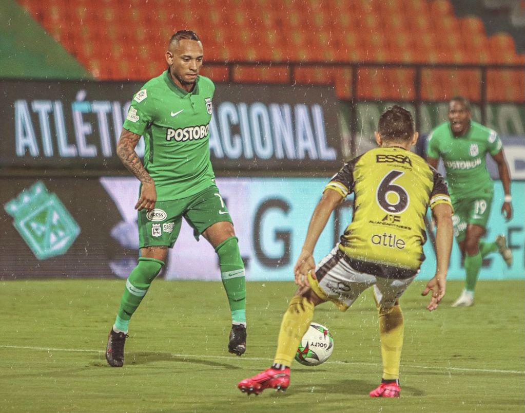 ¿Se ganó Jarlan Barrera el llamado a Selección Colombia?