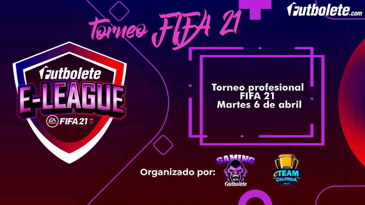 Inicia la eFutbolete League de FIFA 21 con 12 equipos profesionales del país