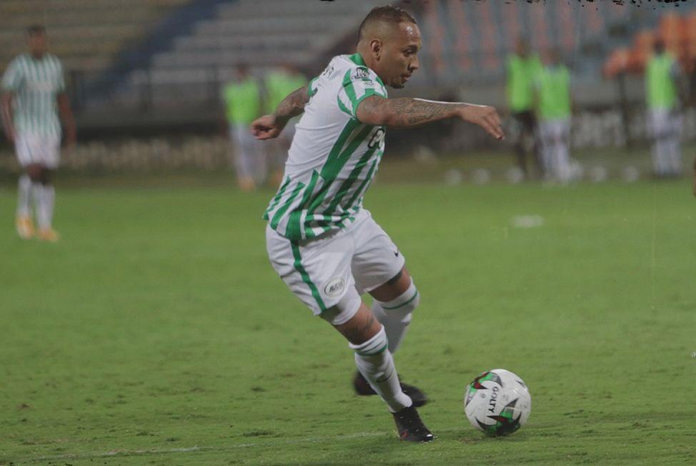 Jarlan Barrera: con el camino libre en la tabla de goleadores