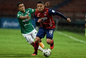 Javier Reina, DIM, Deportivo Independiente Medellín, Liga BetPlay 2021-I