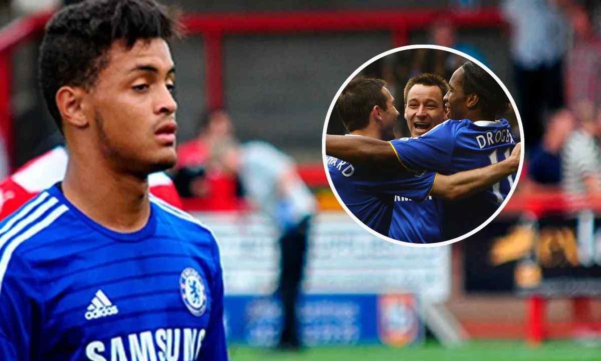 Joao Rodríguez y los detalles de su paso por el Chelsea