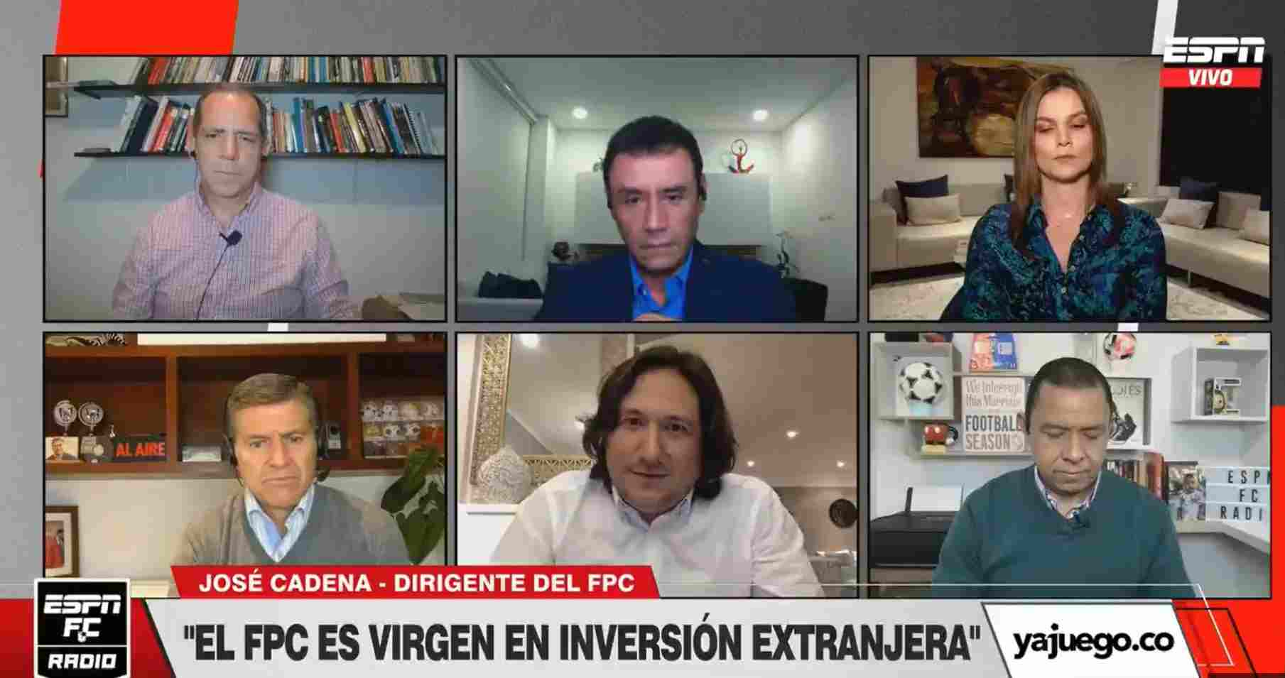 José Augusto Cadena dio su versión sobre la crisis del Cúcuta Deportivo