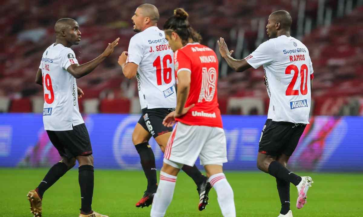 Juan Cruz Real y los objetivos de América de Cali en la Copa Libertadores