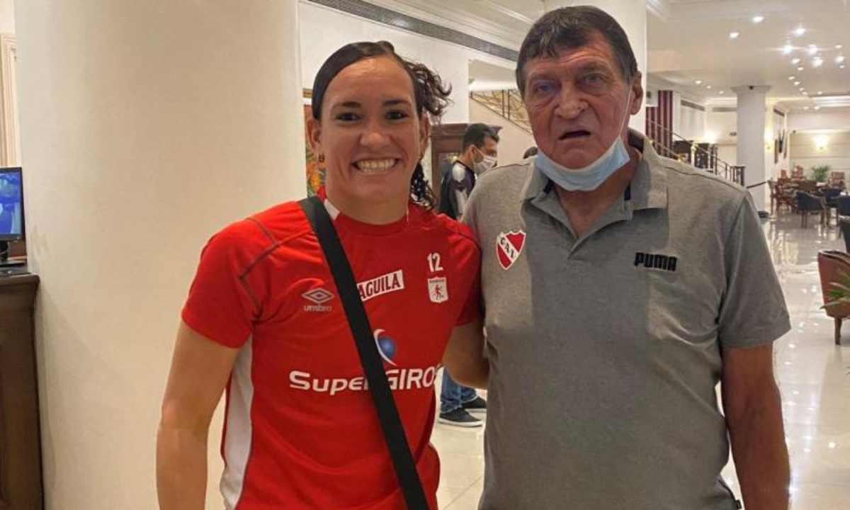 Katherine Tapia, del error en el gol de Corinthians a meter al América en la final de la Libertadores