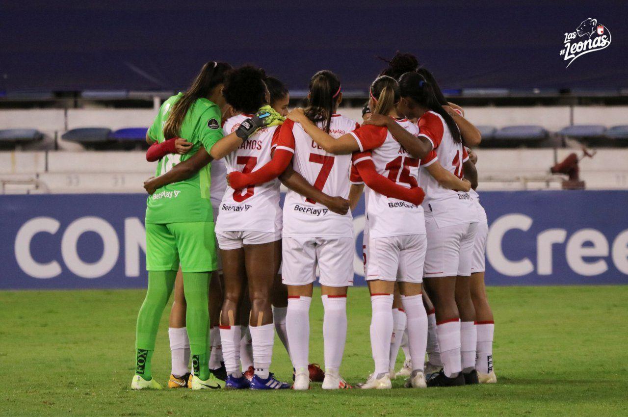 ¡Santa Fe está en cuartos de final de Copa Libertadores Femenina!