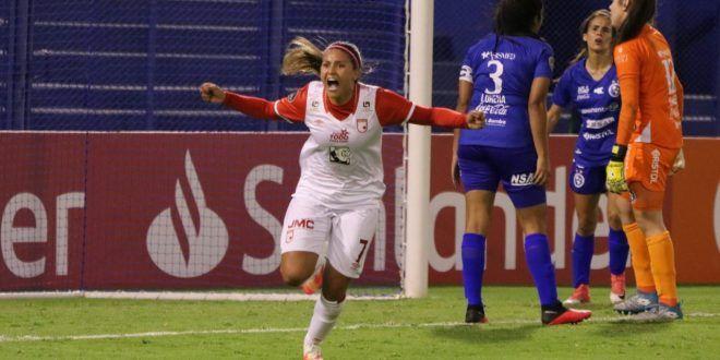 Las Leonas se juegan un lugar en la semifinal de la Copa Libertadores Femenina