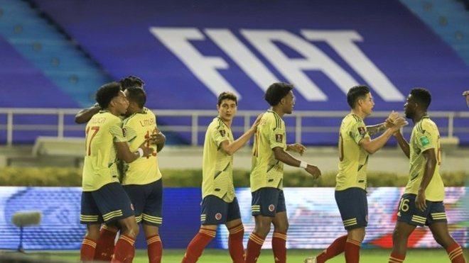 La Selección Colombia jugaría partido amistoso en la fecha FIFA de marzo