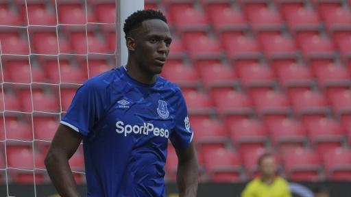 Las buenas noticias en Everton son por parte de Yerry Mina y su regresoa las canchas