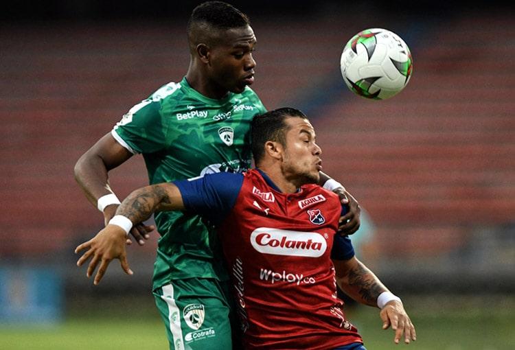 Leonardo Castro, DIM, Deportivo Independiente Medellín, La Equidad Seguros, Liga BetPlay 2021-I