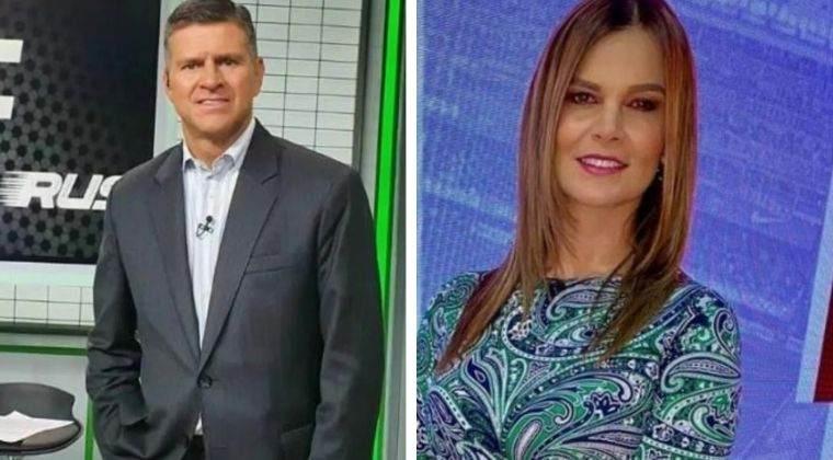 Liche Durán arremetió contra Ricardo Henao por supuesta burla al fútbol femenino